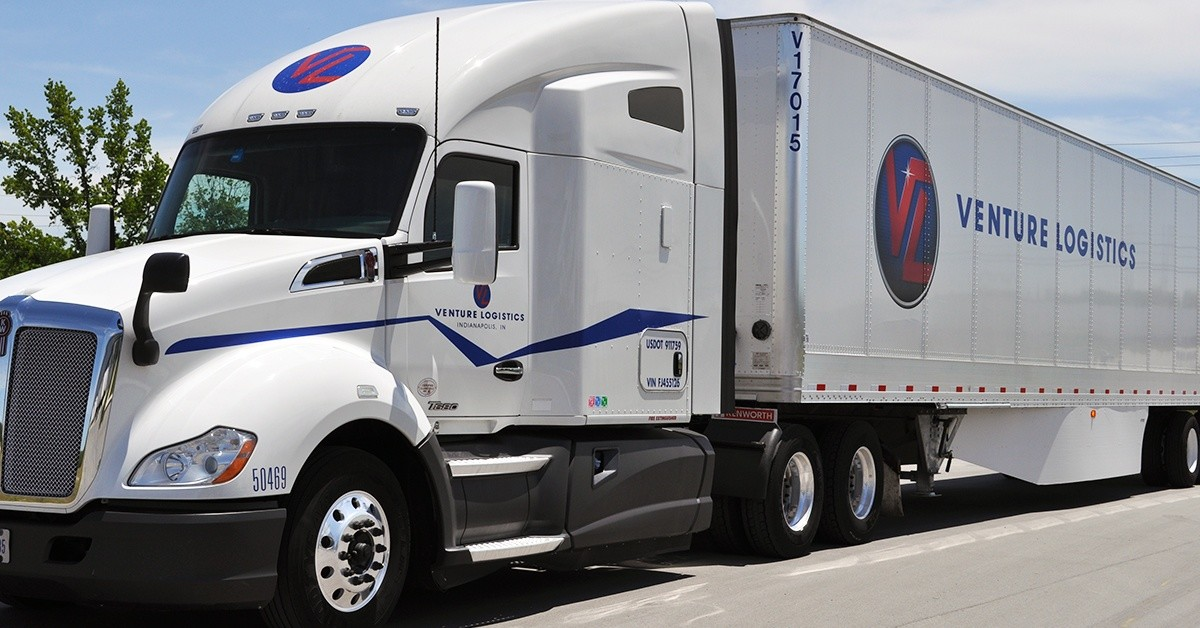 Venture Logistics is looking for truck drivers.
